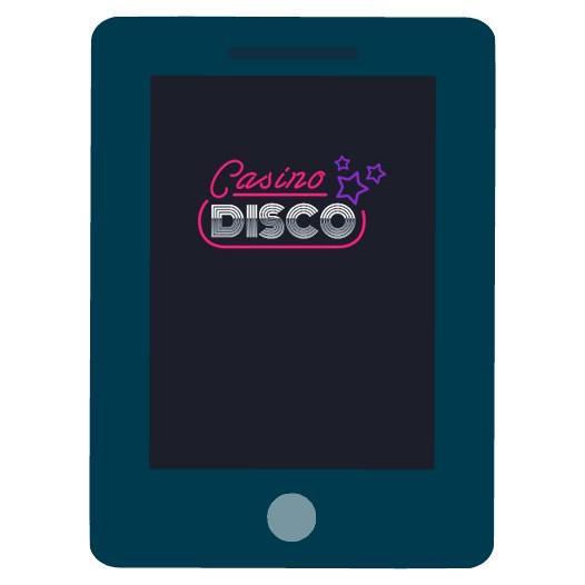 Casino Disco - Mobile friendly