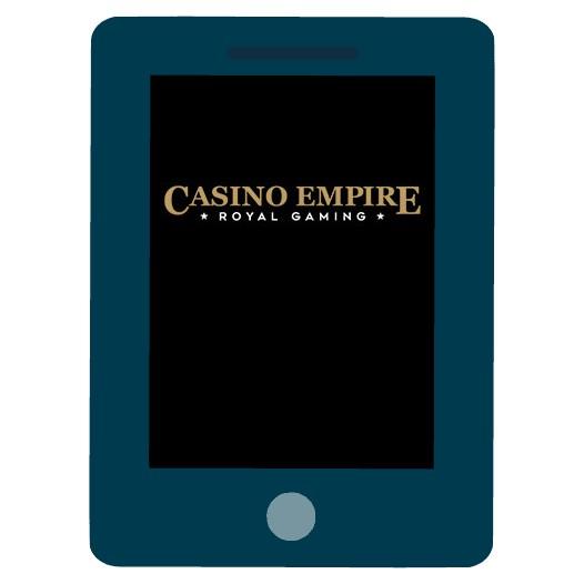Casino Empire - Mobile friendly