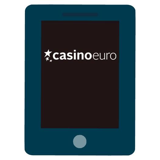 Casino Euro - Mobile friendly
