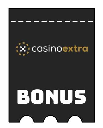 Latest bonus spins from Casino Extra