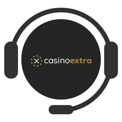 Casino Extra - Support