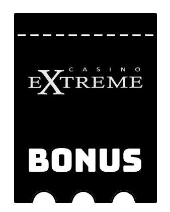 Latest bonus spins from Casino Extreme