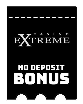 Casino Extreme - no deposit bonus CR