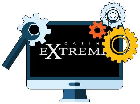 Casino Extreme - Software