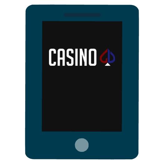 Casino GB - Mobile friendly