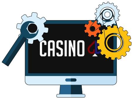 Casino GB - Software