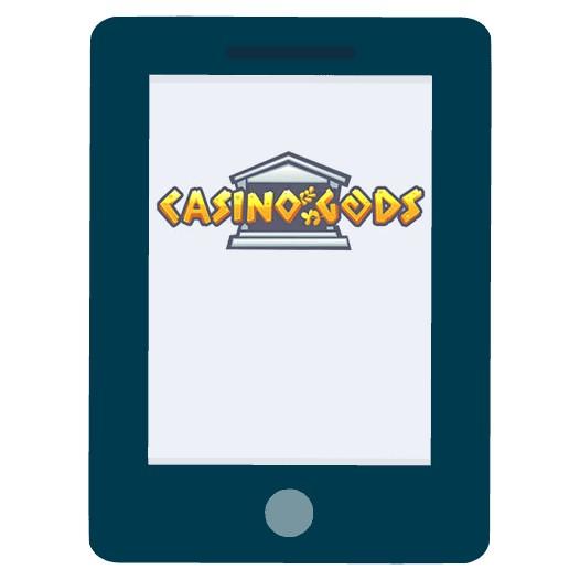Casino Gods - Mobile friendly