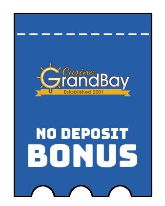 Casino GrandBay - no deposit bonus CR