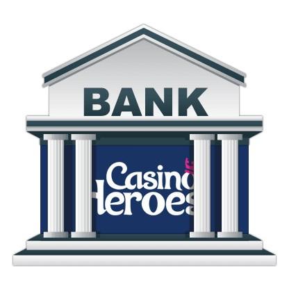 Casino Heroes - Banking casino