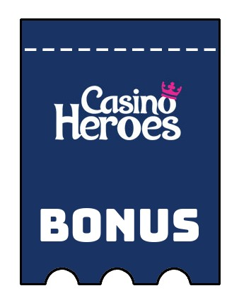 Latest bonus spins from Casino Heroes