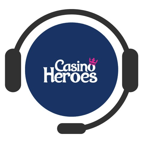 Casino Heroes - Support