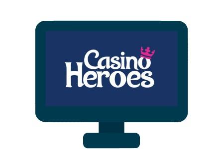 Casino Heroes - casino review