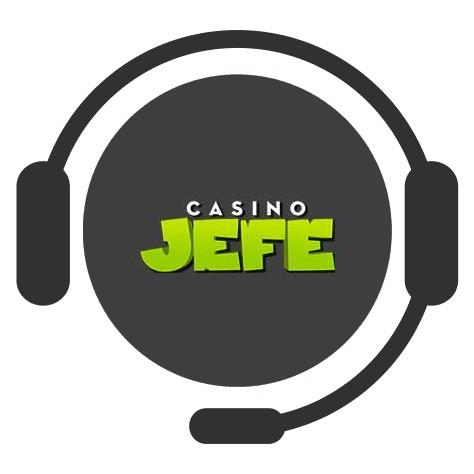 Casino Jefe - Support