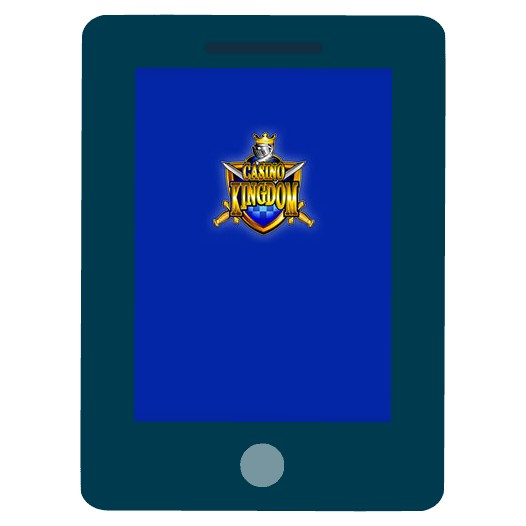 Casino Kingdom - Mobile friendly