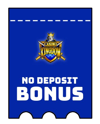 Casino Kingdom - no deposit bonus CR