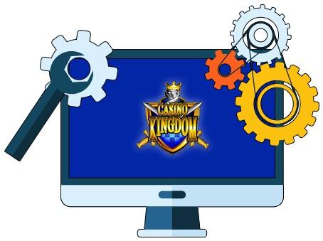 Casino Kingdom - Software