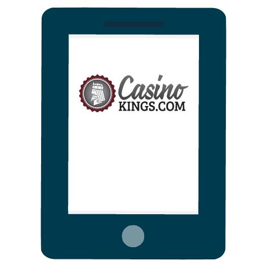 Casino Kings - Mobile friendly