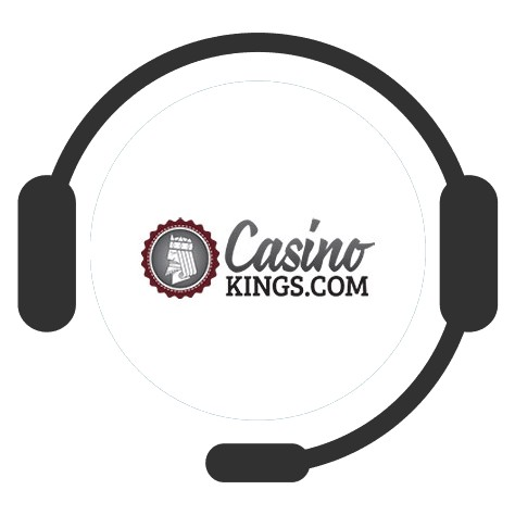 Casino Kings - Support