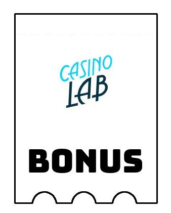 Latest bonus spins from Casino Lab
