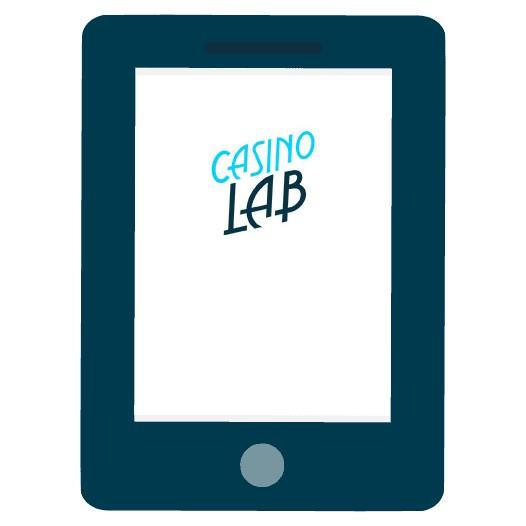 Casino Lab - Mobile friendly