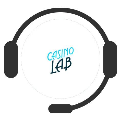 Casino Lab - Support