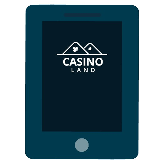 Casino Land - Mobile friendly