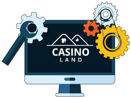 Casino Land - Software