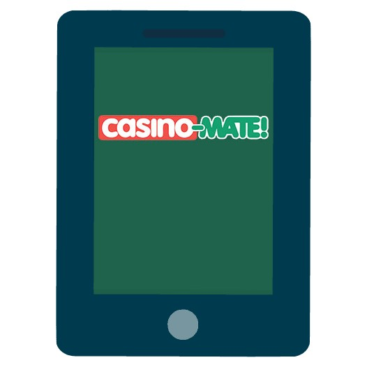 Casino Mate - Mobile friendly