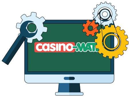 Casino Mate - Software