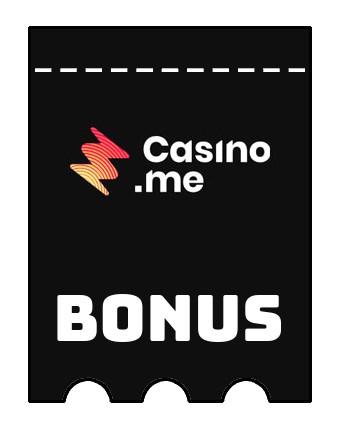 Latest bonus spins from Casino me