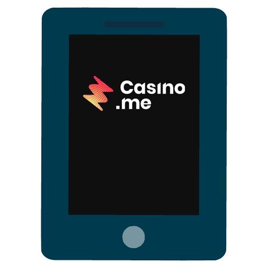Casino me - Mobile friendly