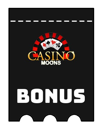 Latest bonus spins from Casino Moons