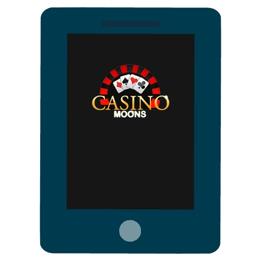 Casino Moons - Mobile friendly