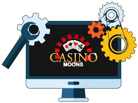 Casino Moons - Software