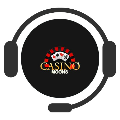 Casino Moons - Support