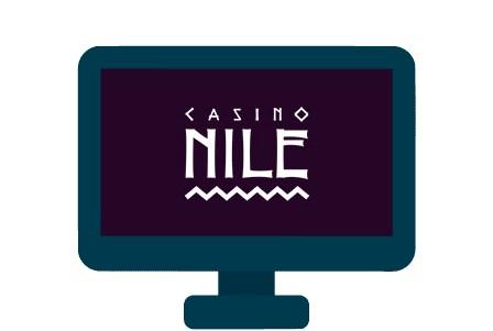Casino Nile - casino review