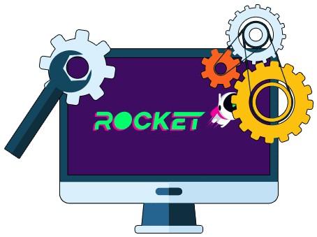 Casino Rocket - Software