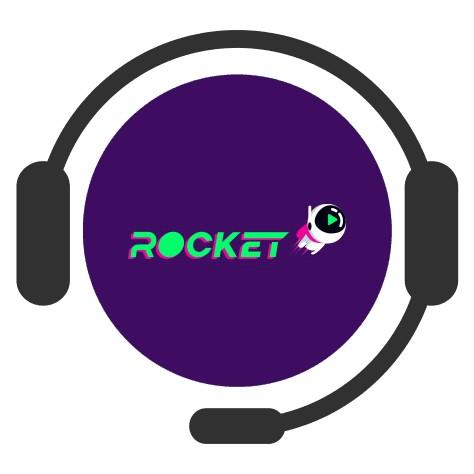 Casino Rocket - Support