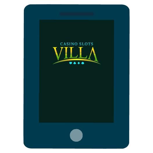 Casino Slots Villa - Mobile friendly
