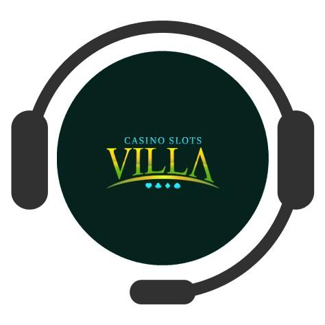 Casino Slots Villa - Support
