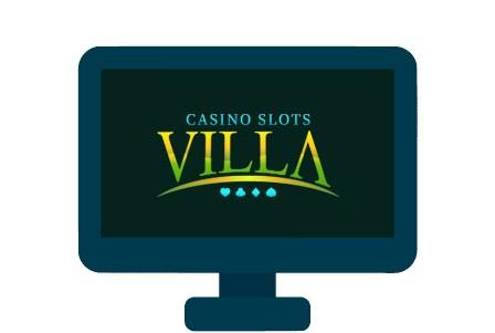 Casino Slots Villa - casino review