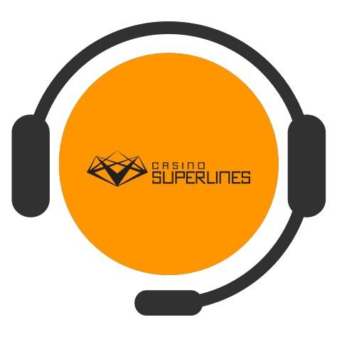 Casino Superlines - Support