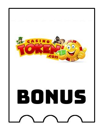Latest bonus spins from Casino Token