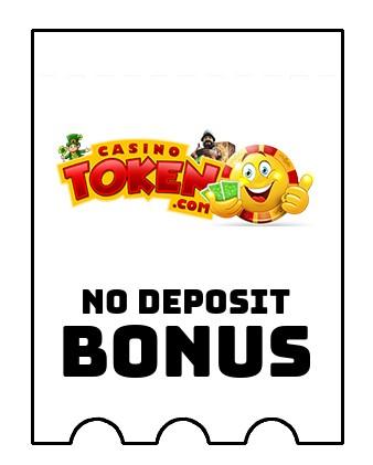 Casino Token - no deposit bonus CR
