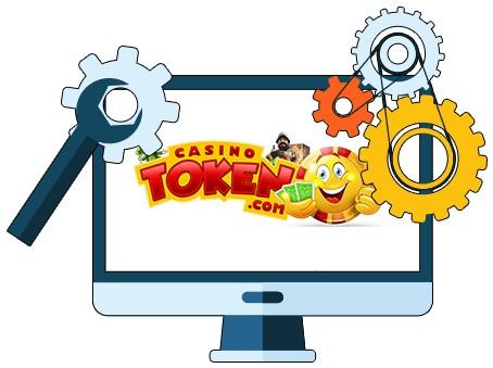 Casino Token - Software