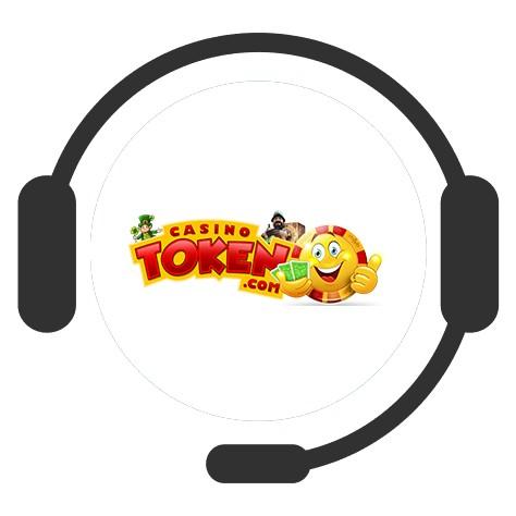 Casino Token - Support