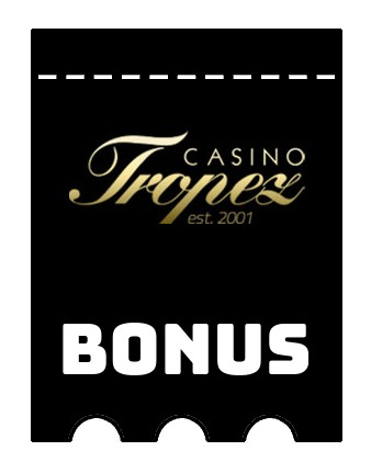 Latest bonus spins from Casino Tropez