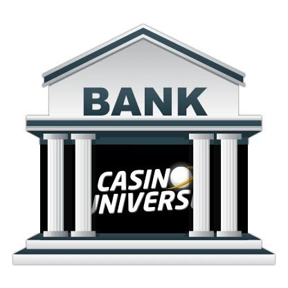 Casino Universe - Banking casino