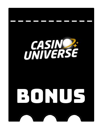 Latest bonus spins from Casino Universe