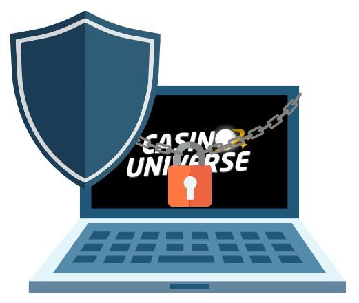Casino Universe - Secure casino